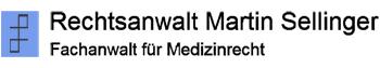 Rechtsanwalt Sellinger Medizinrecht Berlin